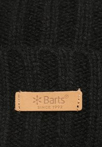 Barts - HAAKON TURNUP - Berretto - black - 6