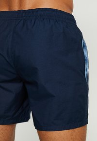 Lacoste - Swimming shorts - navy blue/creek - 1