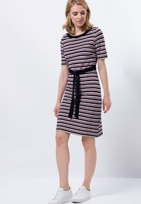 zero - Shift dress - magenta rouge - 1