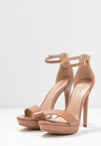 Call it Spring - WESTKAAP - High heeled sandals - beige - 4