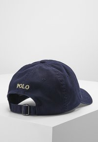 Polo Ralph Lauren - CLASSIC SPORT - Cap - relay blue/yellow - 2