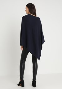 Part Two - KRISTANNA - Cape - navy blazer - 2