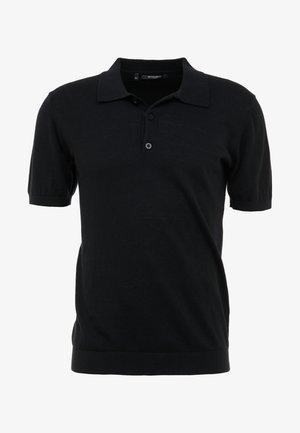 GERHARD - Polo shirt - black