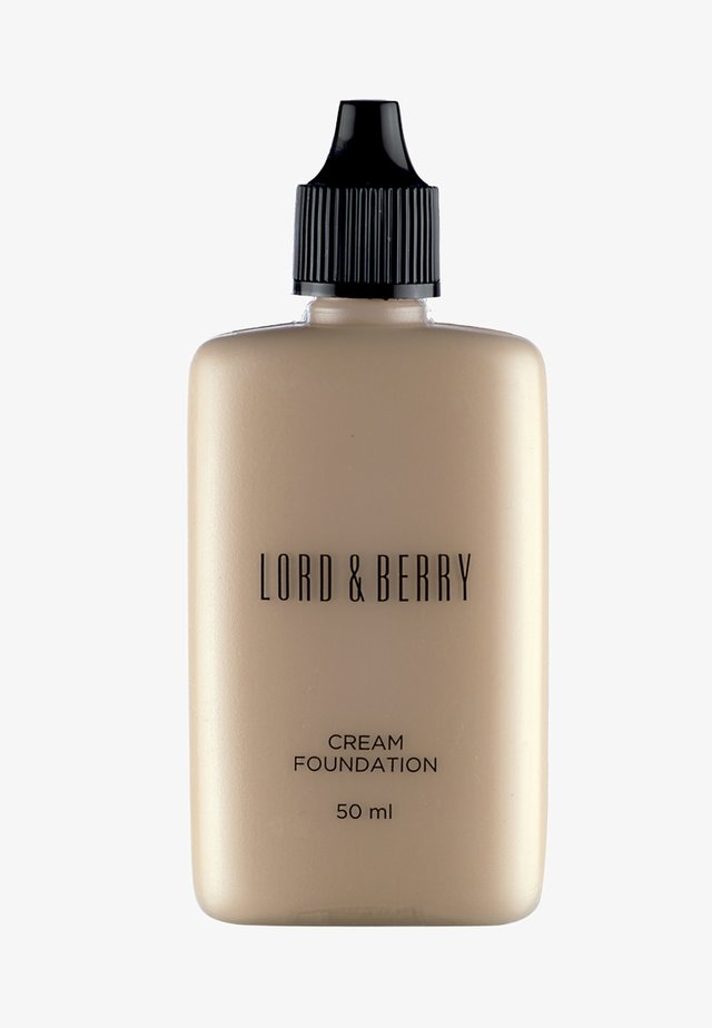 CREAM FOUNDATION - Foundation - foundation ivory