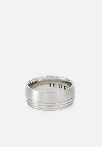 EDGE - Ringar - silver-coloured