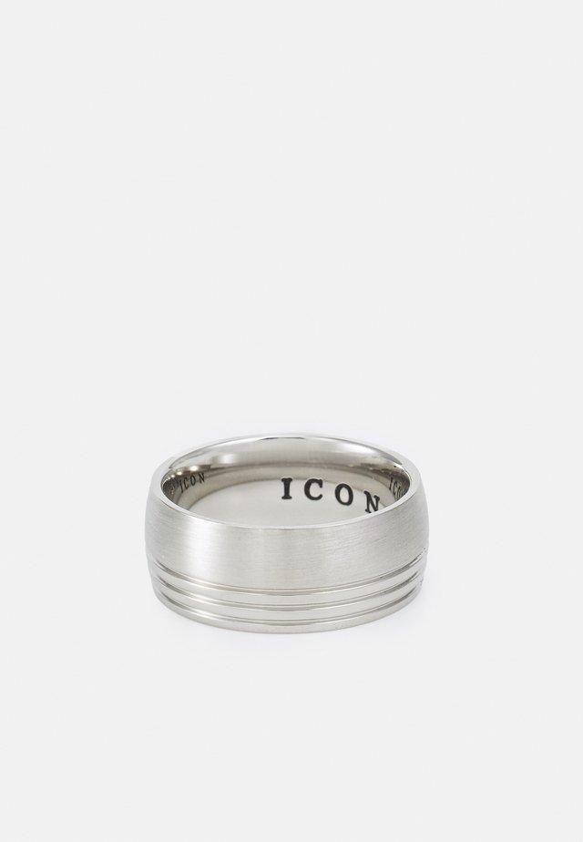 EDGE - Ring - silver-coloured