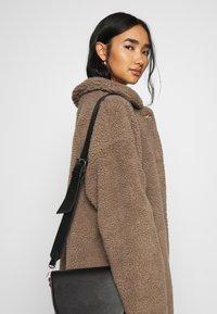 Minimum - IVORI - Classic coat - sepia tint - 2