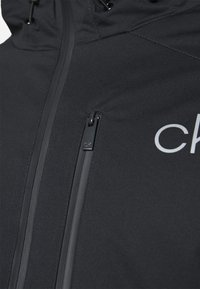 Calvin Klein Golf - ULTRON HOODED JACKET - Waterproof jacket - navy - 4
