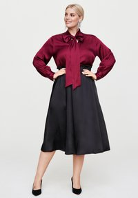 Rock Your Curves by Angelina K. - A-line skirt - schwarz - 0