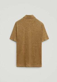 Massimo Dutti - Poloshirt - brown - 1