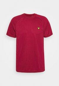 CORE RAGLAN - T-shirt - bas - ruby
