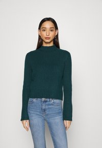 Even&Odd - Jumper - turquoise - 0