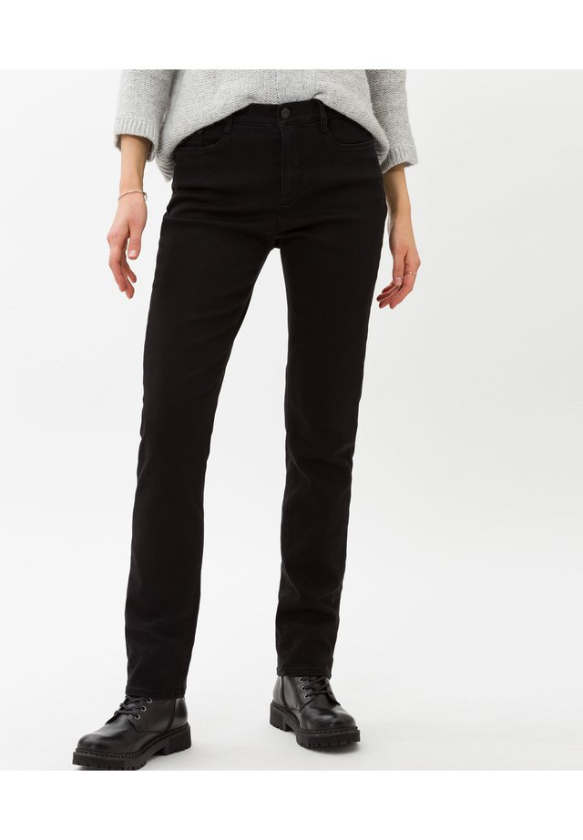 STYLE MARY - Jeans Slim Fit - clean black black