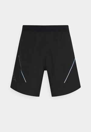 ALPINE PRO SHORTS - Sports shorts - black out