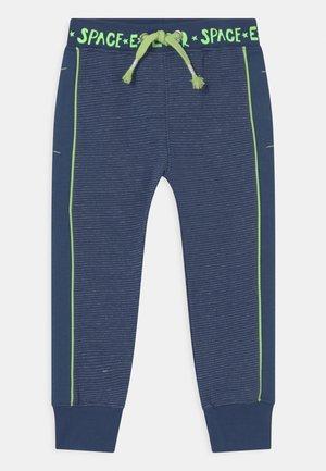 BOYS - Spodnie treningowe - jeansblau melange