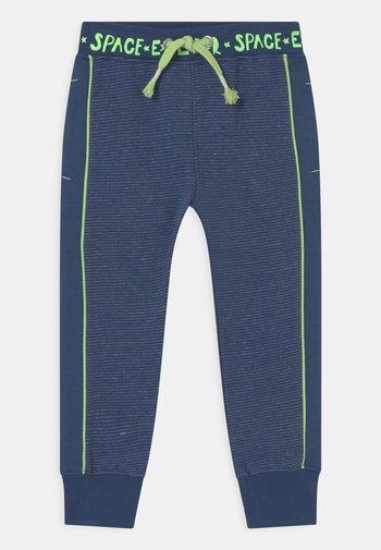 BOYS - Pantaloni sportivi - jeansblau melange