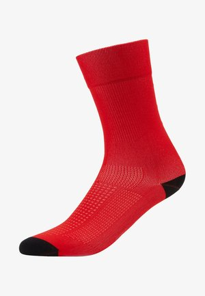 TRAINING PACK  - Sportsstrømper - bright red/white