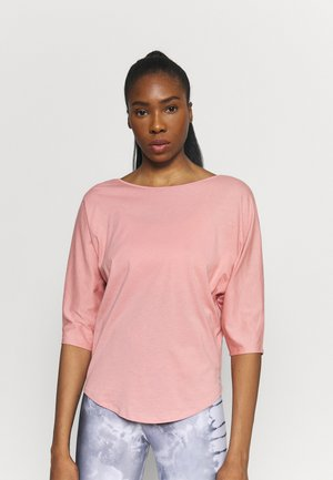 BAKASANA - Long sleeved top - blush