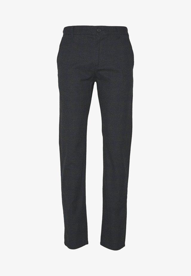 SLHSLIM ARVAL PANTS - Broek - gray