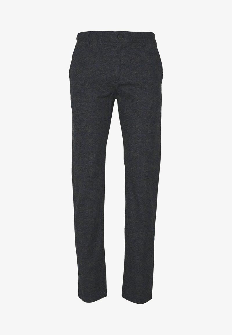 Selected Homme - SLHSLIM ARVAL PANTS - Broek - gray
