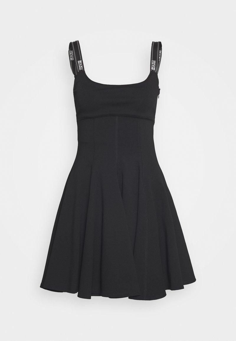Versace Jeans Couture - Vestido ligero - nero