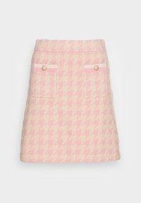 sandro - Mini skirt - rose - 0