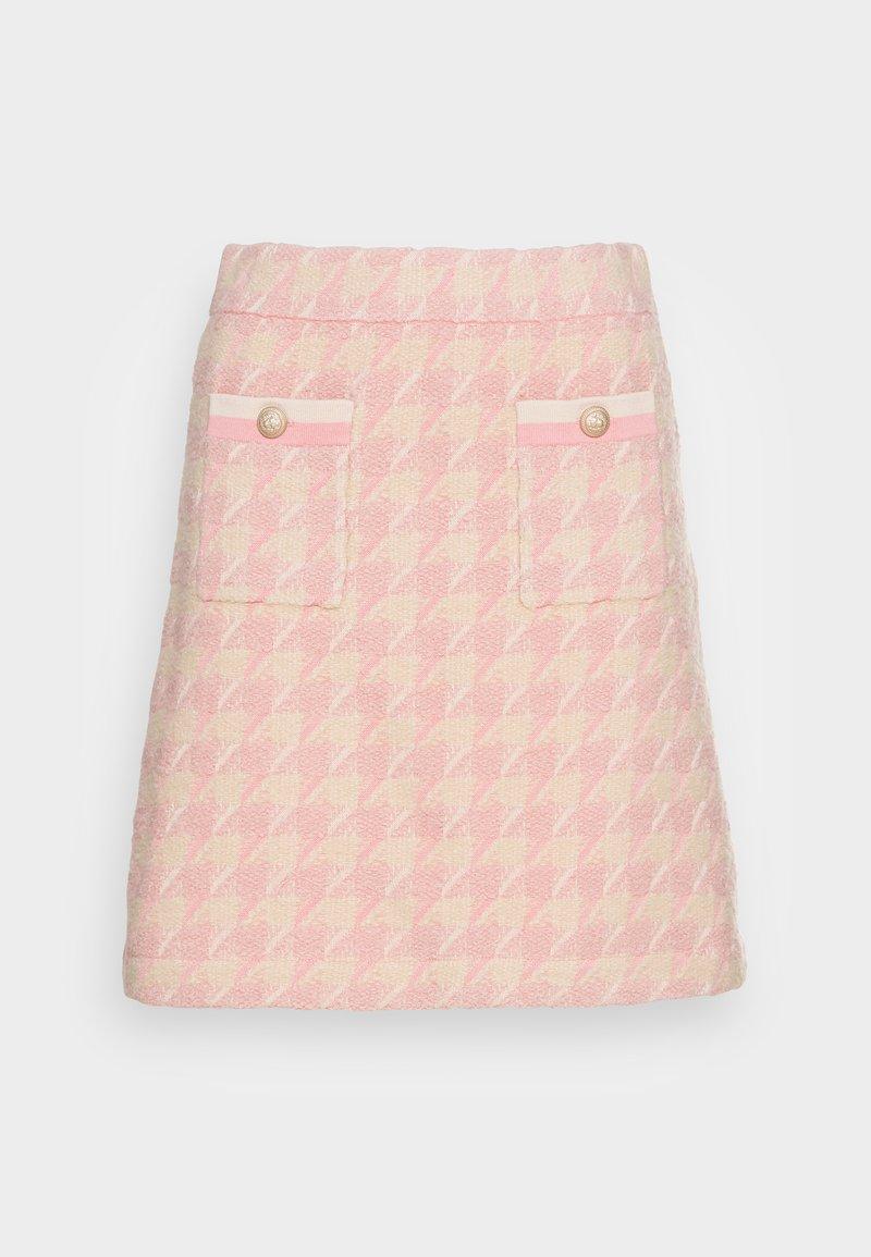 sandro - Mini skirt - rose