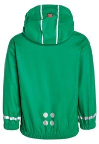 LEGO Wear - DUPLO JUSTICE - Waterproof jacket - light green - 1