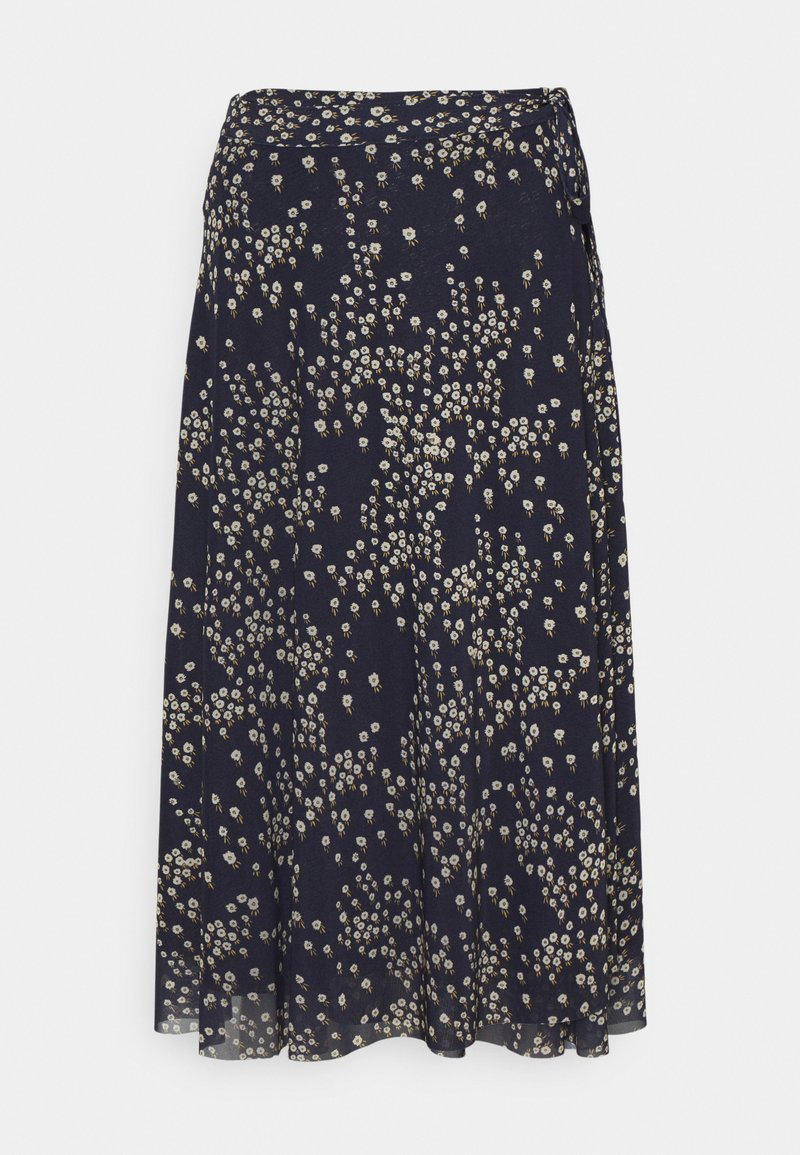 Soaked in Luxury - A-line skirt - parisian night