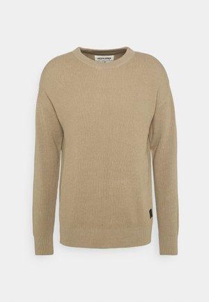 JORJORDAN CREW NECK - Stickad tröja - crockery