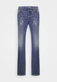 PANTALONE - Slim fit jeans -  indaco