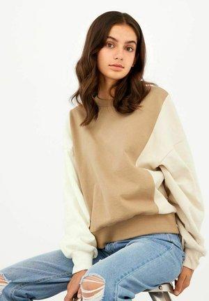 Sweater - light brown