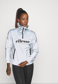 Ellesse - TEPOLINI - Training jacket - silver - 0