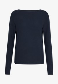 Marc O'Polo DENIM - LONG SLEEVE CREW NECK - Jumper - scandinavian blue - 4