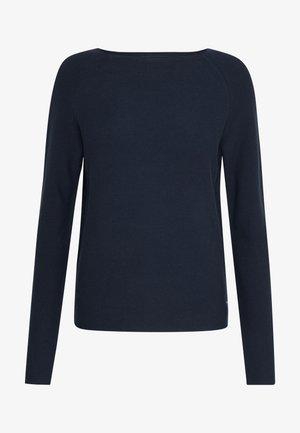 LONG SLEEVE CREW NECK - Jumper - scandinavian blue