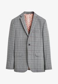 Next - Suit jacket - mottled grey - 4