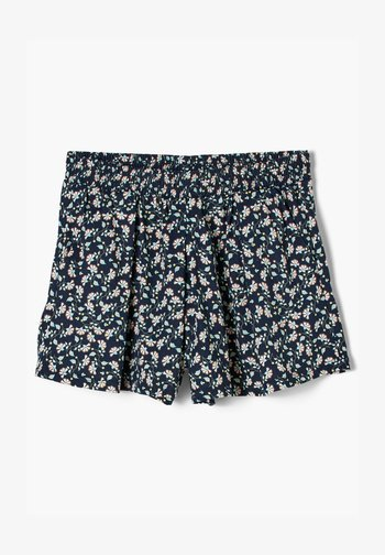 Shorts - navy aop