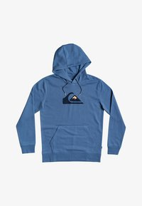 Quiksilver - COMP LOGO HOOD - Hoodie - captains blue - 0