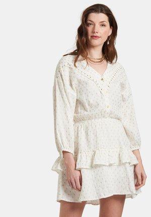 LAUREN DRESS - Hverdagskjoler - white
