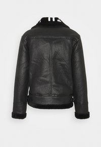 Sixth June - AVIATOR JACKET - Light jacket - black - 1