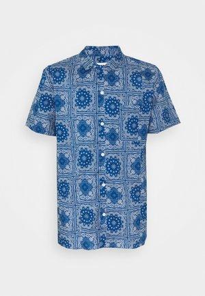 MALICK SHIRT - Shirt - blue