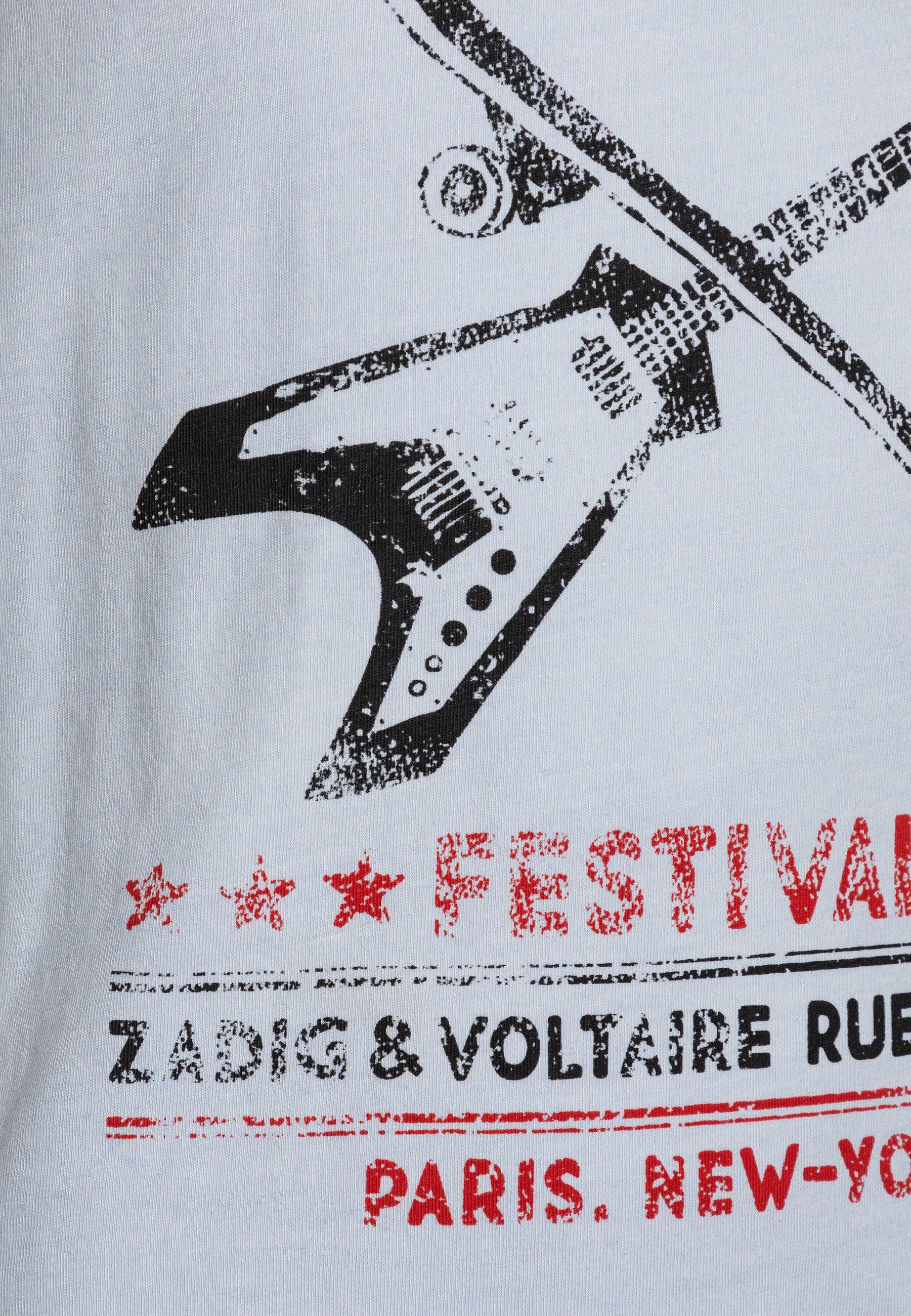 Zadig & Voltaire Sweater blueBlauw Zalando.nl