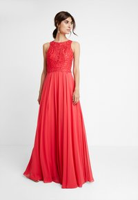 Luxuar Fashion - Gallakjole - coralle - 1