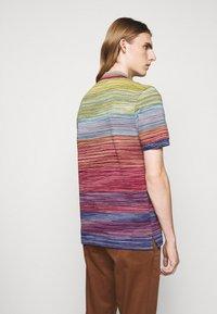 Missoni - SHORT SLEEVE  - Polo - multi-coloured - 2