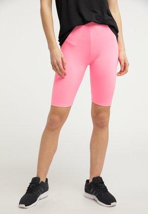 Kraťasy - neon pink