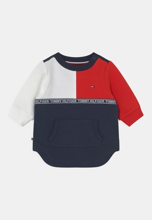 BABY COLORBLOCK GIFTBOX - Day dress - blue