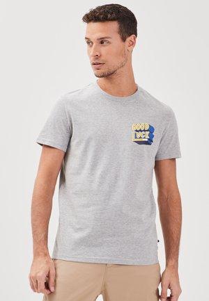 INSTINCT - Camiseta estampada - dark grey