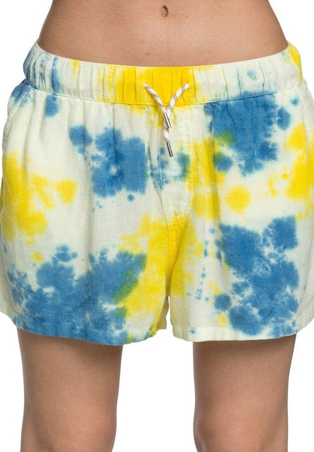 Shorts - tie dye