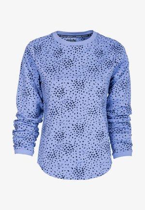 Sweatshirt - mittelhellblau