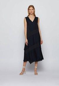 BOSS - Day dress - open blue - 0